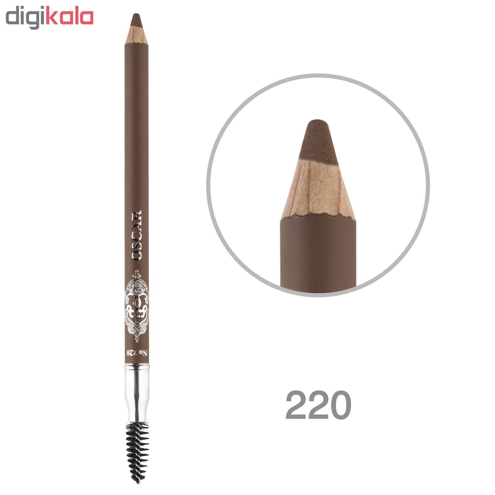 مداد ابرو اسکار شماره 220 main 1 2