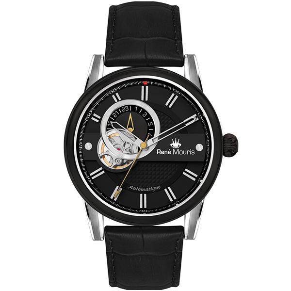 ساعت مچی عقربه ای مردانه رنه موریس مدل Orion 70101 RM2 8