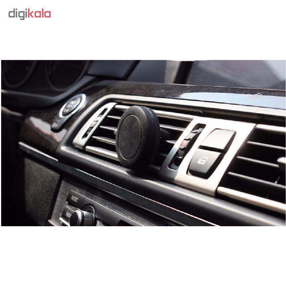 پایه نگه دارنده گوشی موبایل مدل Universal Magnetic Car Mount Code 3 main 1 5