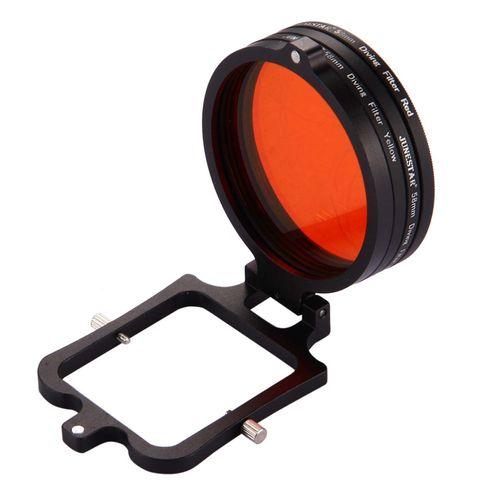فیلتر لنز پلوز مدل Diving مناسب دوربین ورزشی گوپرو هیرو 5/6