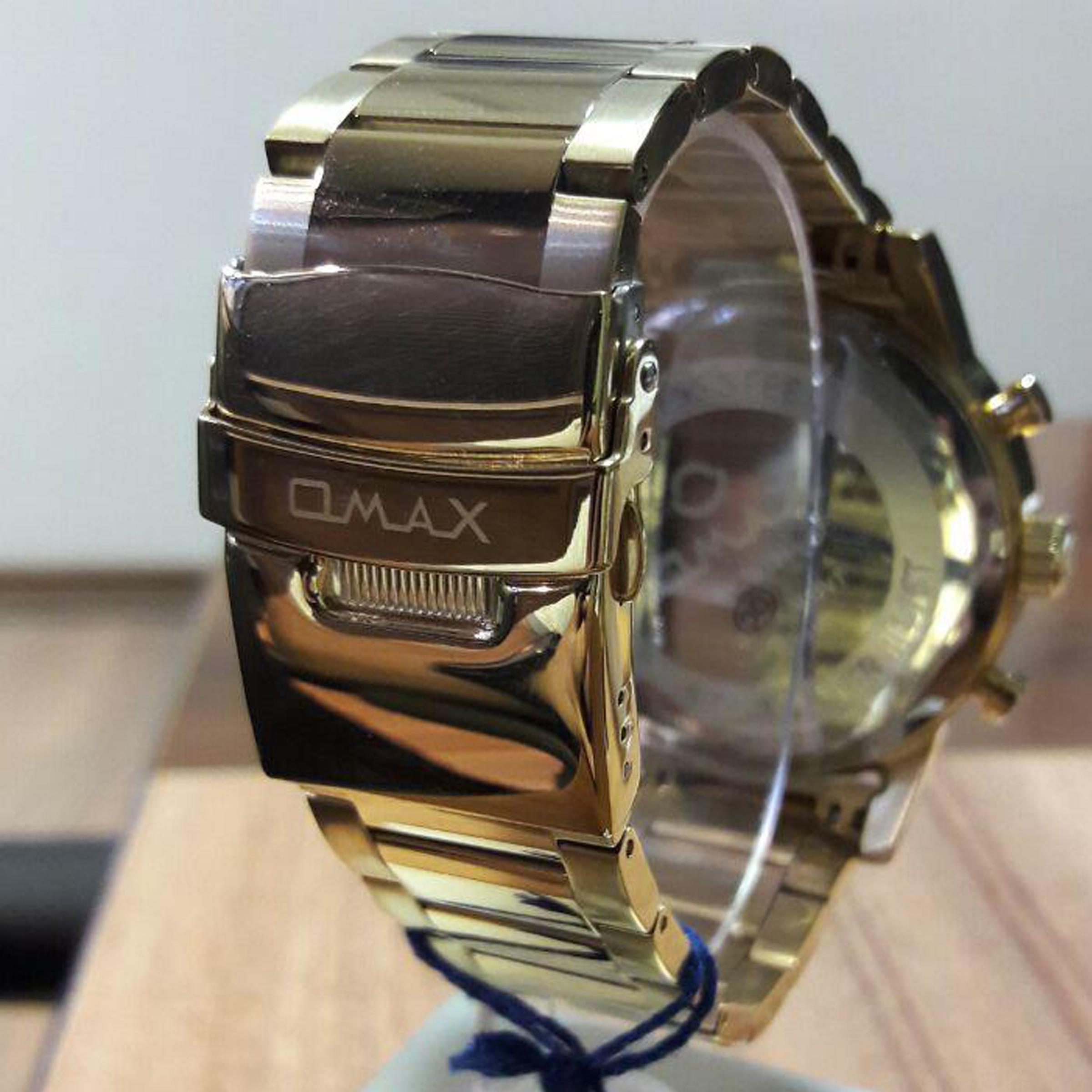 ساعت مچی عقربهای مردانه اوماکس مدل 22SMG11I