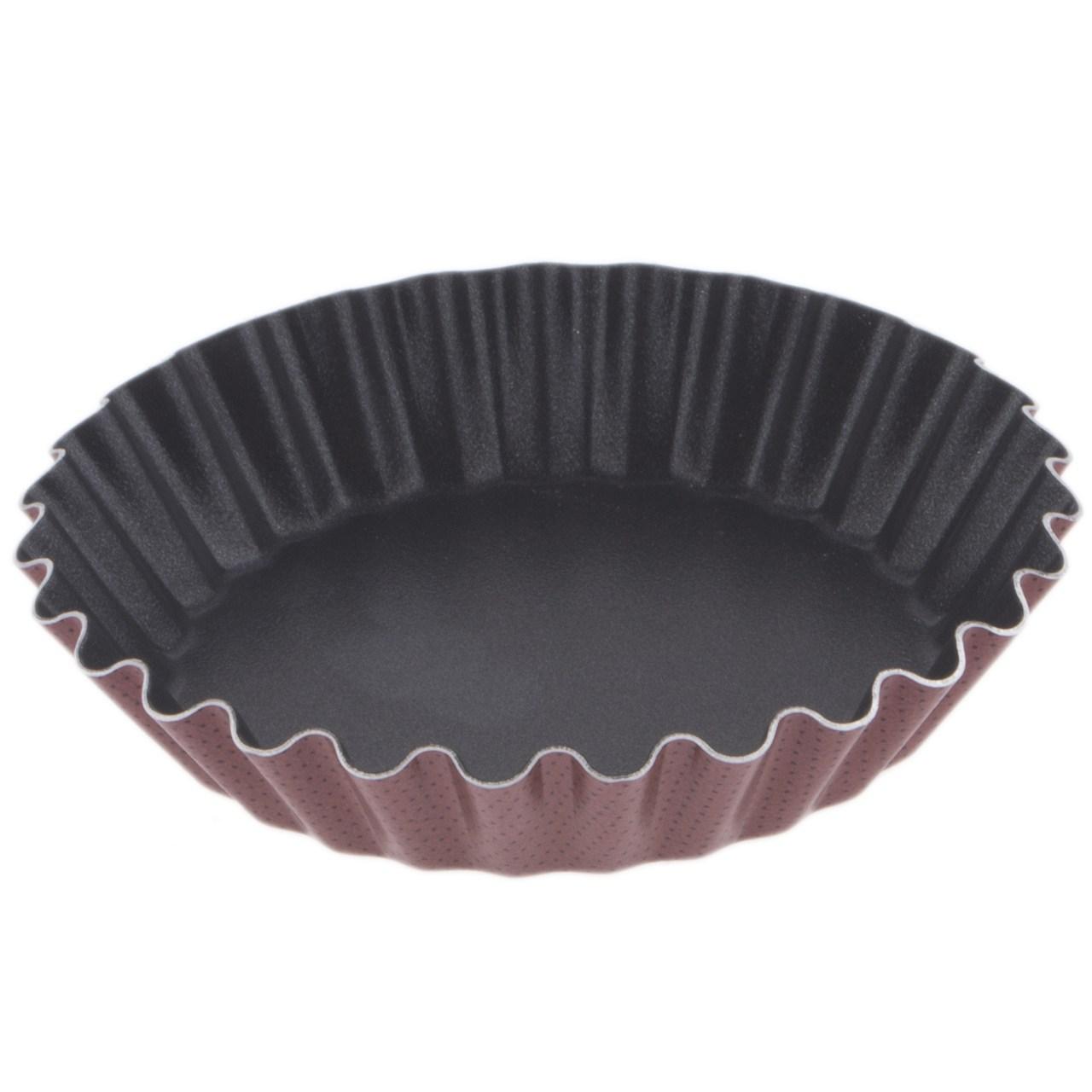قالب کیک تارت تفال مدل New Patisserie سایز 11 بسته 4 عددی