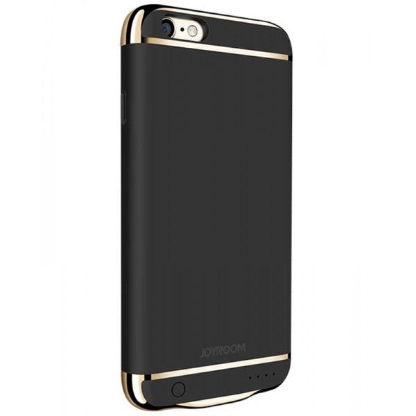 عکس کاور شارژ جوی روم مدل 3Pc ظرفیت 2500 میلی آمپر ساعت مناسب برای گوشی موبایل آیفون 6