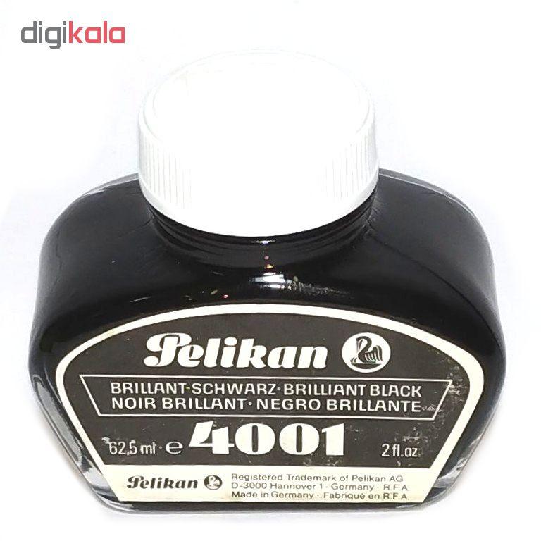 جوهر خودنویس پلیکان 4001 مدل Brillant حجم 62.5 میلی لیتر
