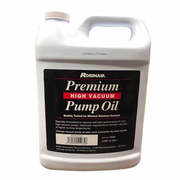 روغن وکیوم روبین ایر مدل 13204-premium vacuum pump oil حجم 3.780 لیتر