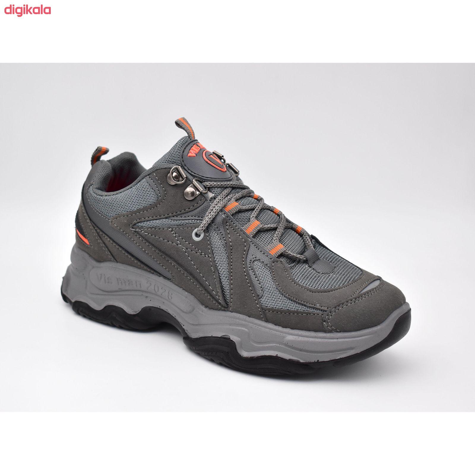 کفش کوهنوردی مردانه ویس من مدل CKO کد 8377 main 1 11