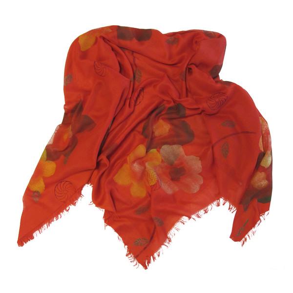 روسری سروین  مدل سنبل کد sso103