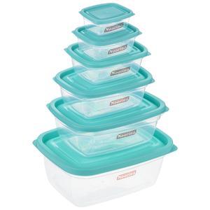 ظروف نگهدارنده 12 پارچه نورینو مدل آیرینا