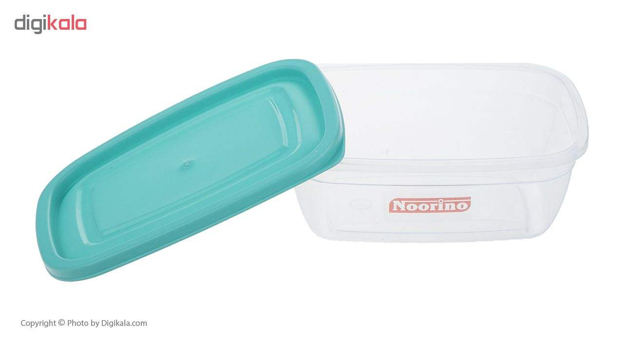 ظروف نگهدارنده  12 پارچه نورینو مدل آیرینا main 1 5
