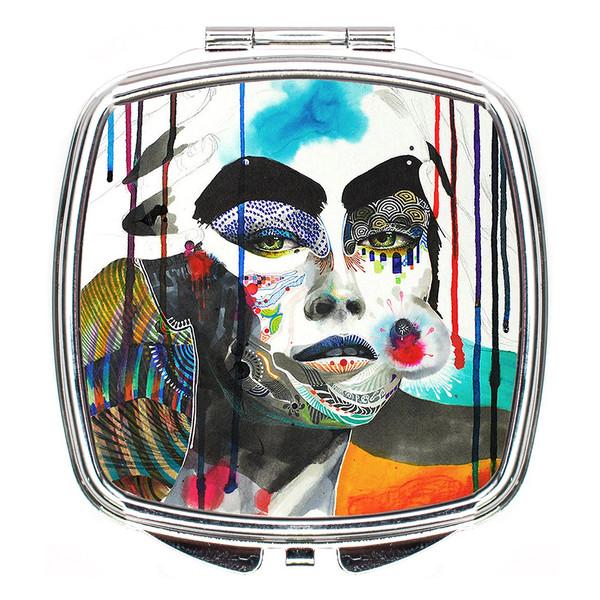 آیینه آرایشی لومانا کد M007