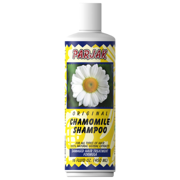 شامپو پرژک مدل Chamomile مقدار 450 میلی لیتر