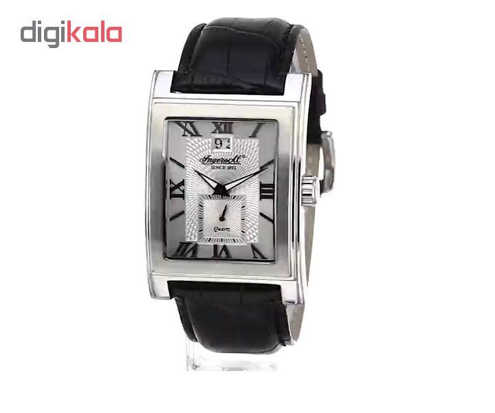 خرید ساعت مچی عقربه ای مردانه اینگرسل مدل INQ013SLSL