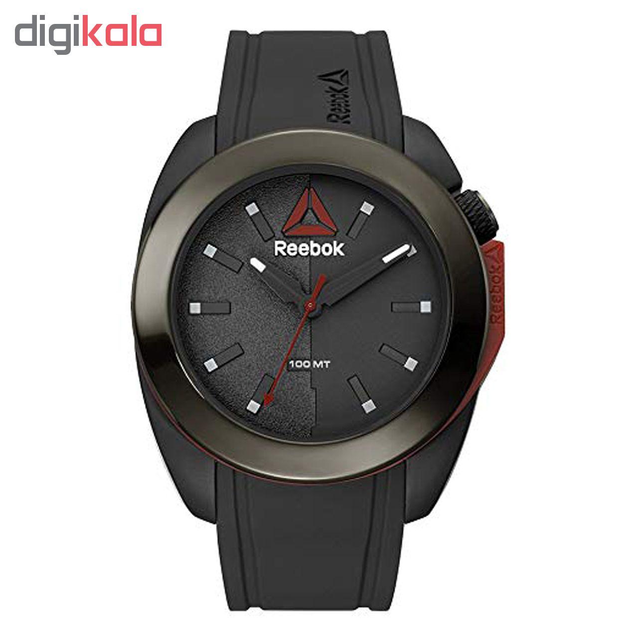 خرید ساعت مچی عقربه ای مردانه ریباک مدل RD-DRO-G2-PBIB-BB