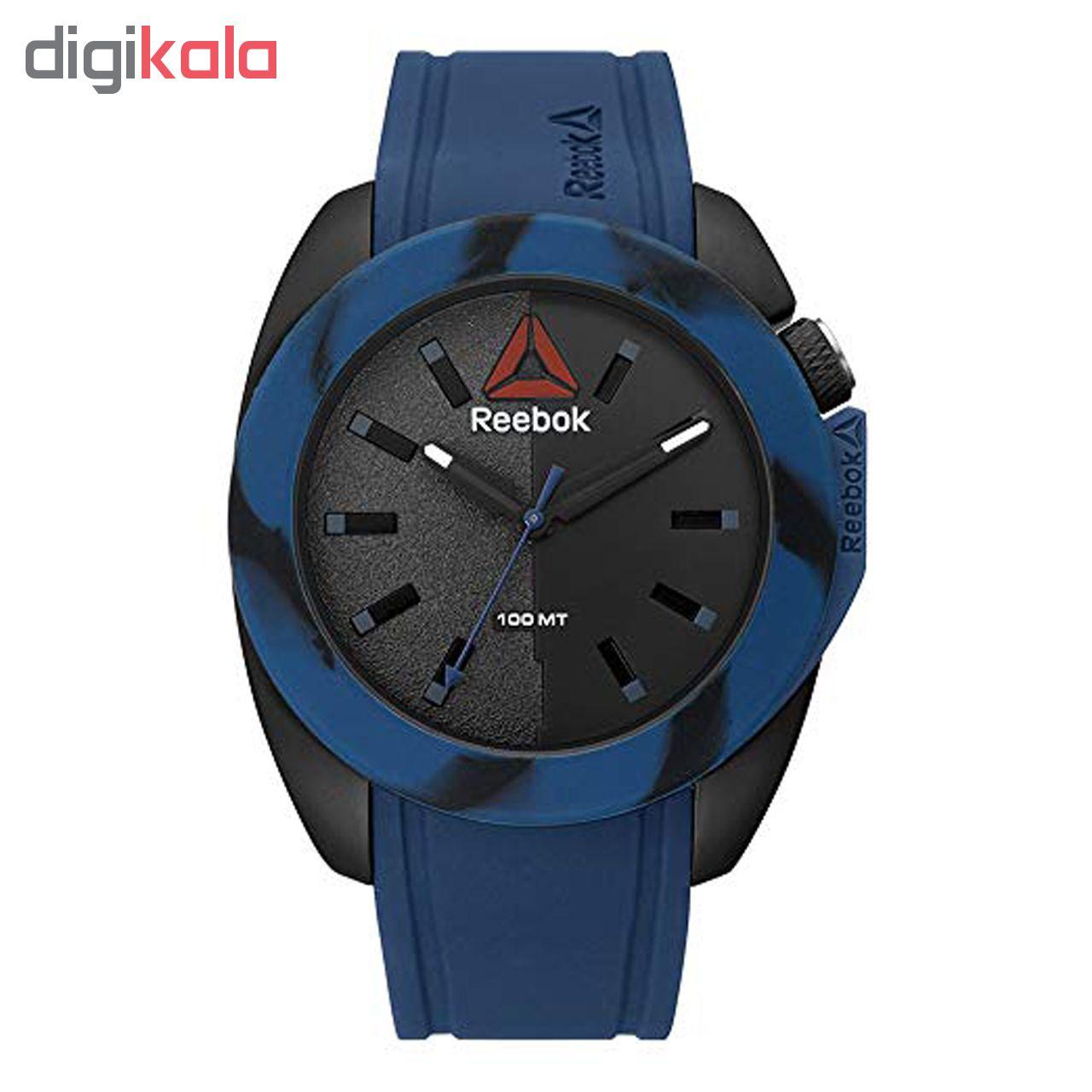 خرید ساعت مچی عقربه ای مردانه ریباک مدل RD-DRO-G2-PBIN-BN