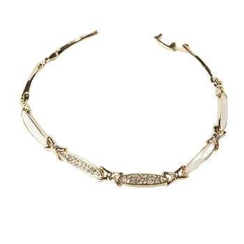 دستبند زنانه روزینی مدل B33