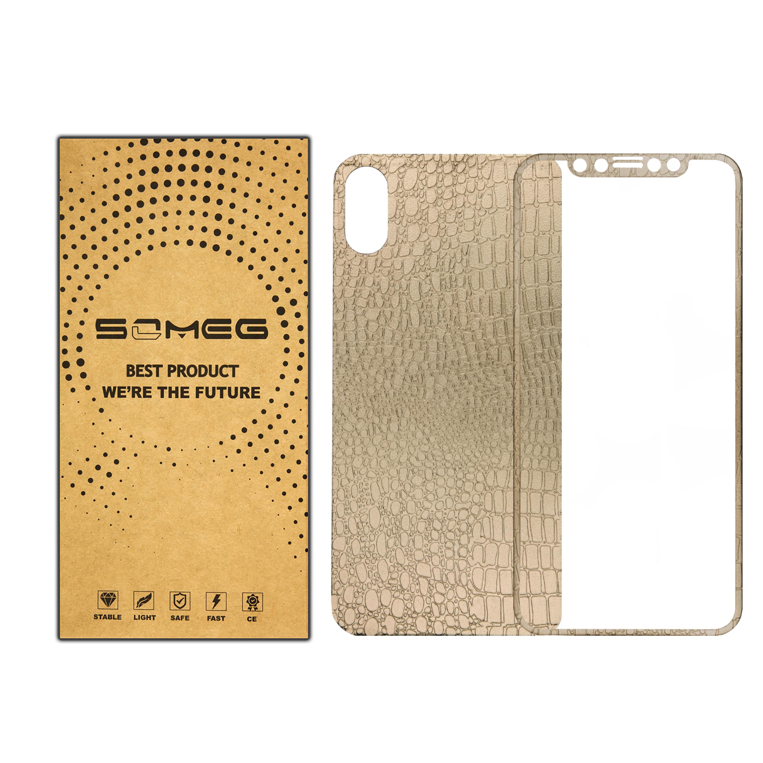 محافظ صفحه نمایش سومگ مدل JQ10 مناسب برای گوشی آیفون x