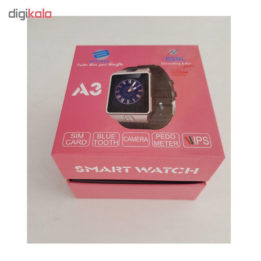 خرید ساعت هوشمند بی اس ان ال مدل A3