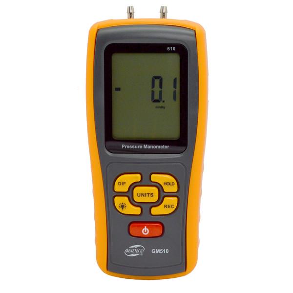 فشارسنج دیجیتال بنتک مدل GM510