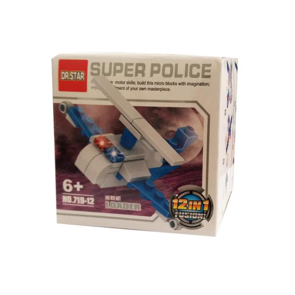 ساختنی دکتر استار مدل Super Police کد A12