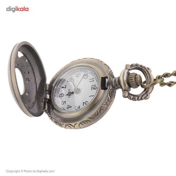 گردنبند ساعتی میو مدل N022DM -  - 3