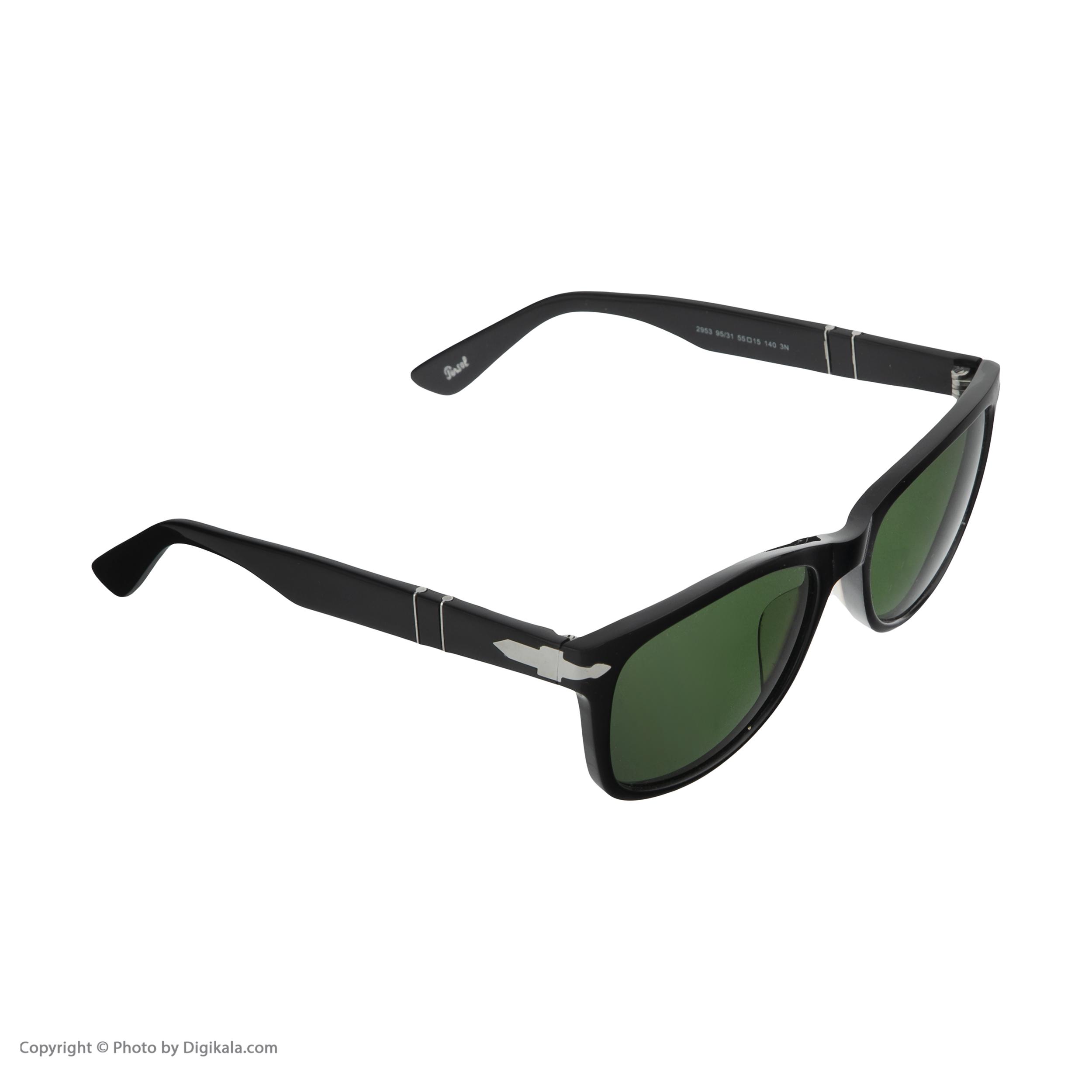 عینک آفتابی پرسول مدل 2953 -  - 5