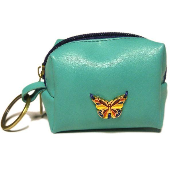 کیف هندزفری هورشید طرح پروانه