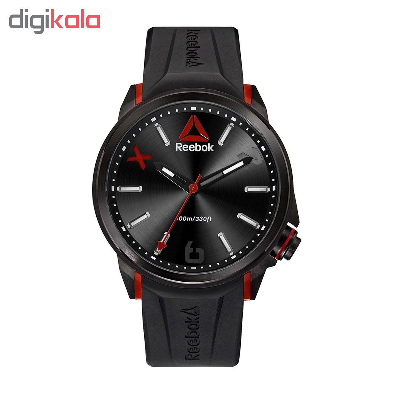 خرید ساعت مچی عقربه ای مردانه ریباک مدل RD-FLA-G2-SBIB-BR