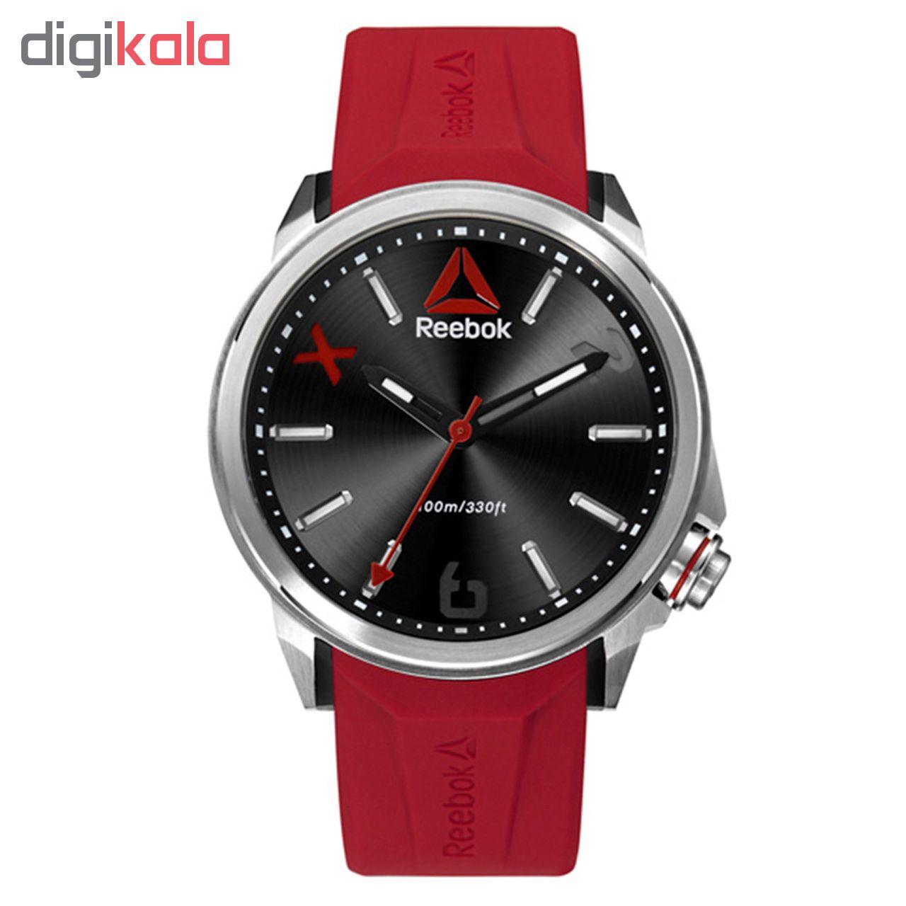 خرید ساعت مچی عقربه ای مردانه ریباک مدل RD-FLA-G2-S1IR-BR