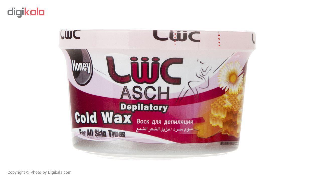 موم سرد عش مدل Honey مقدار 300 گرم main 1 2