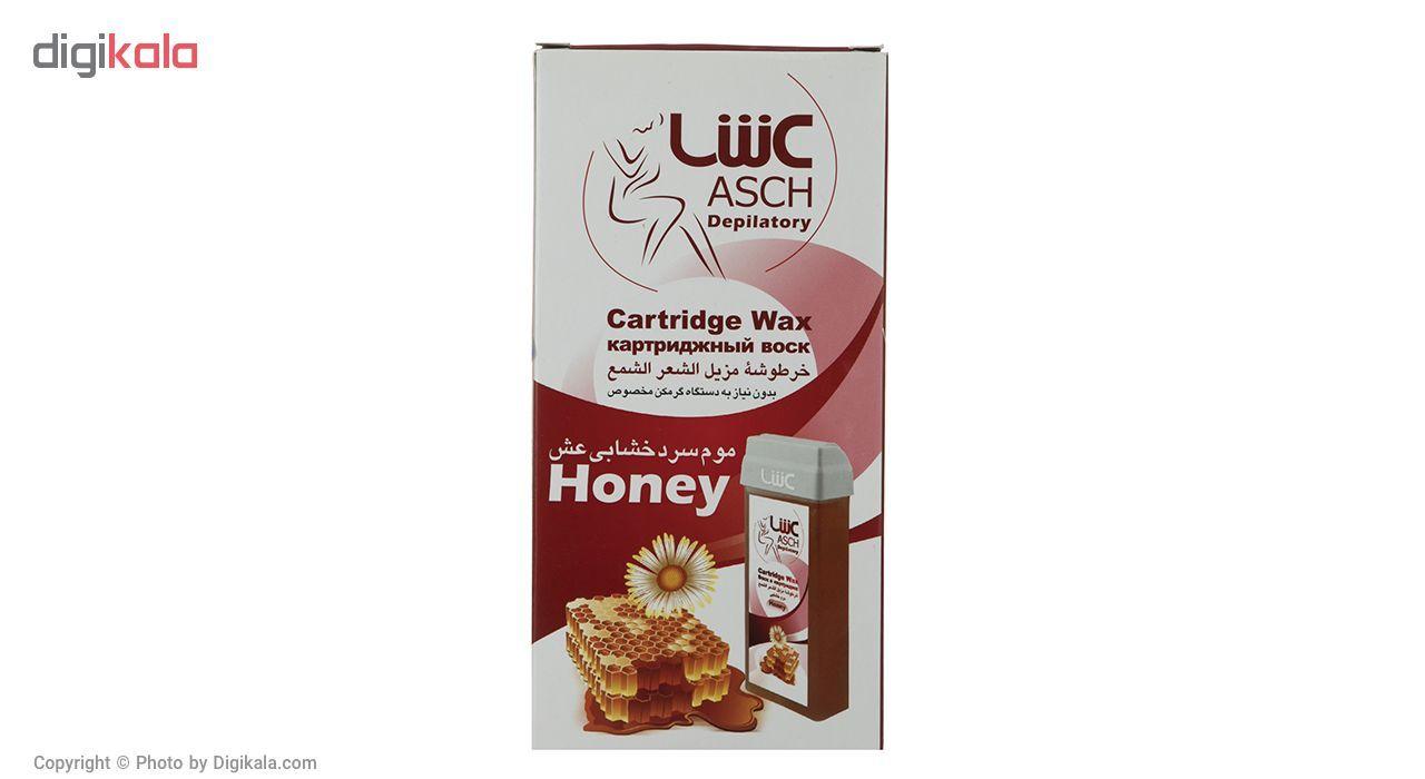 موم سرد خشابی عش مدل Honey مقدار 150 گرم main 1 2