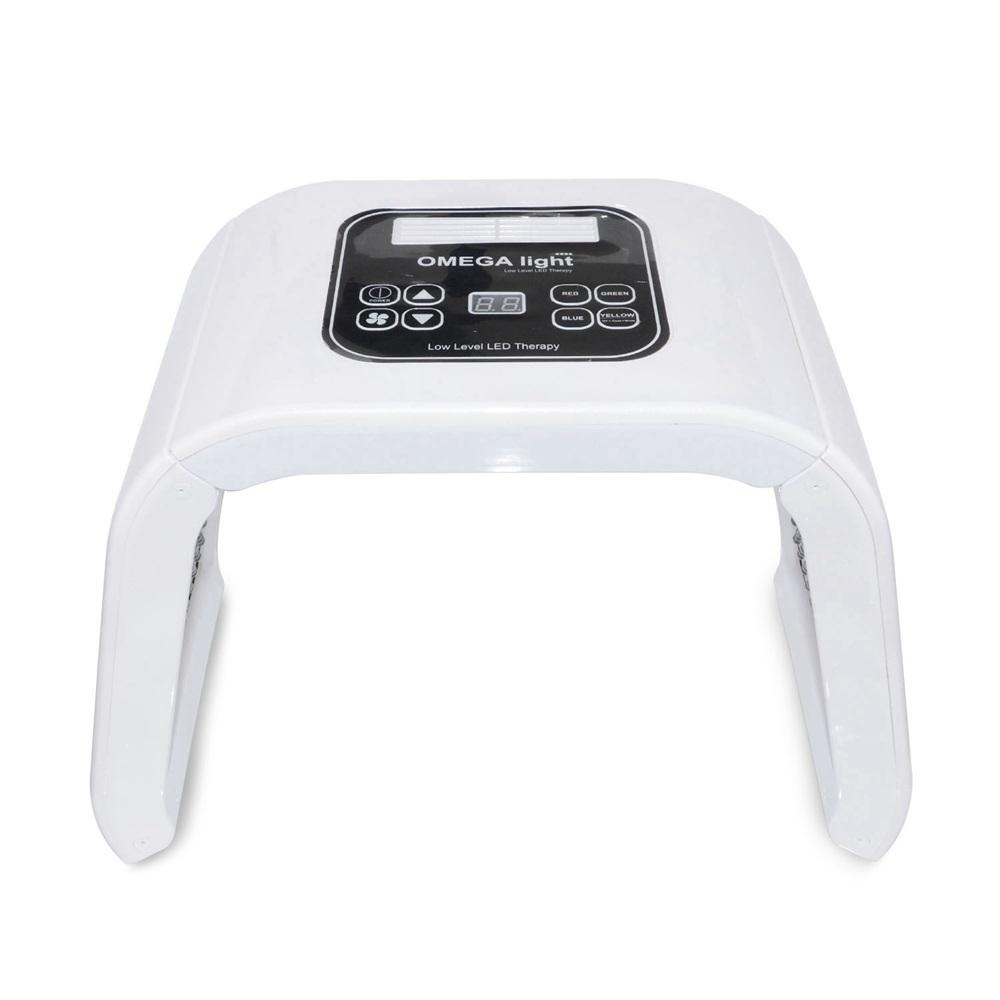 خرید                     دستگاه  ماسک ال ای دی تراپی امگا لایت مدل 7 Light