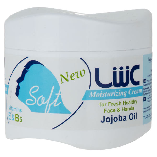کرم مرطوب کننده عش مدل Jojoba Oil حجم 200 میلی لیتر