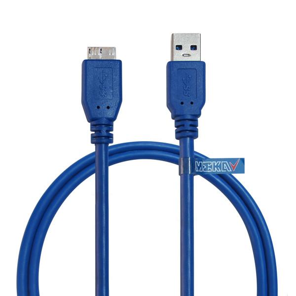 کابل هارد USB3.0 مکا مدل MCU19 طول 1.5 متر