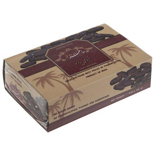 خرمای خشک بسته بندی پیارم ساغر  430گرم