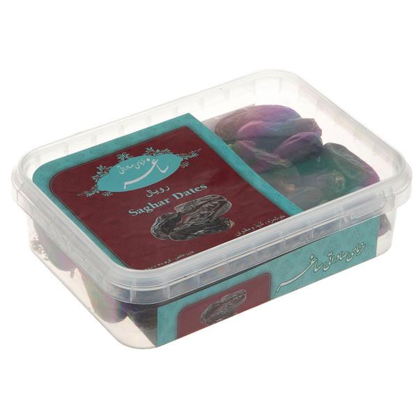 خرمای خشک بسته بندی ربی ساغر  450 گرم