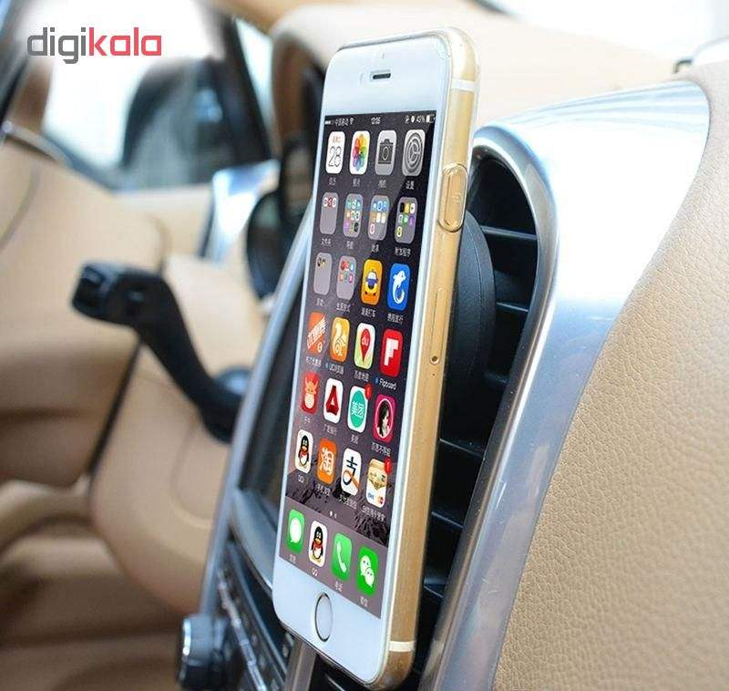 پایه نگهدارنده گوشی موبایل مدل vent mount main 1 6