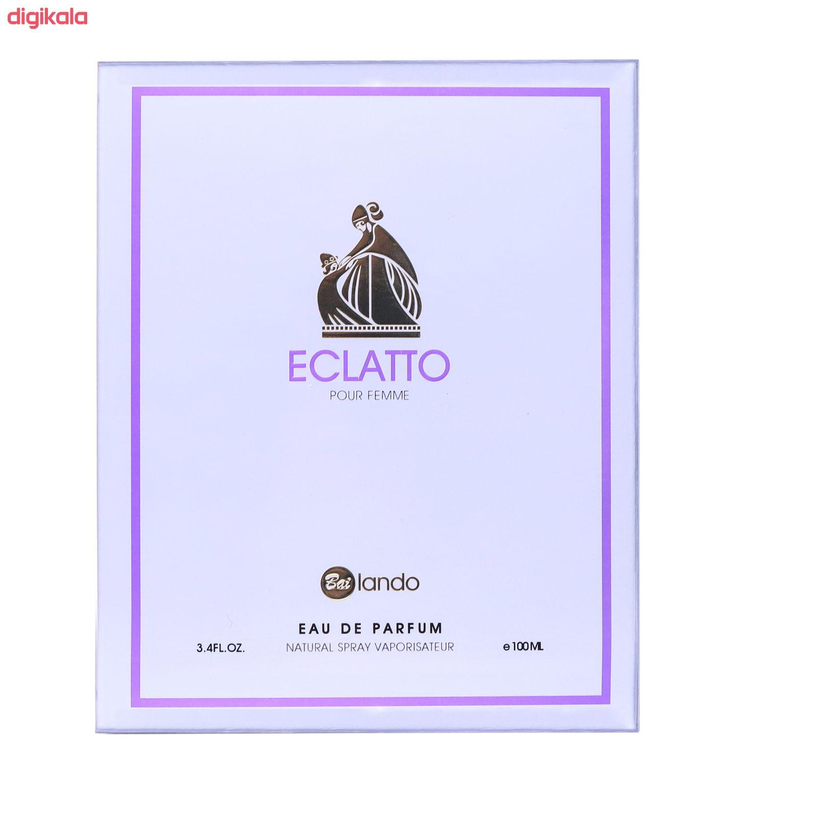 ادو پرفیوم زنانه بای لندو مدل Eclatto حجم 100 میلی لیتر main 1 1