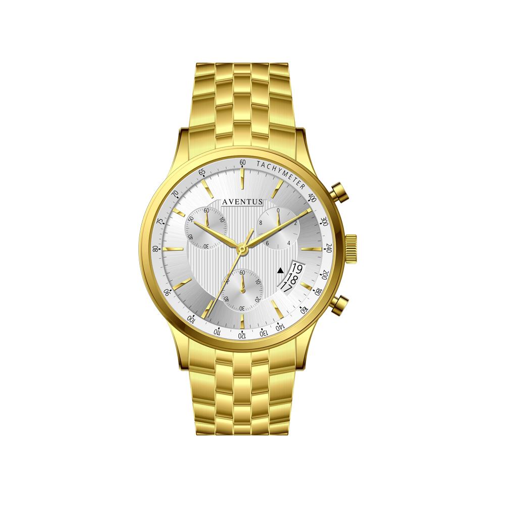 ساعت مچی عقربه ای مردانه اونتوس مدل 1350-2GWH 35