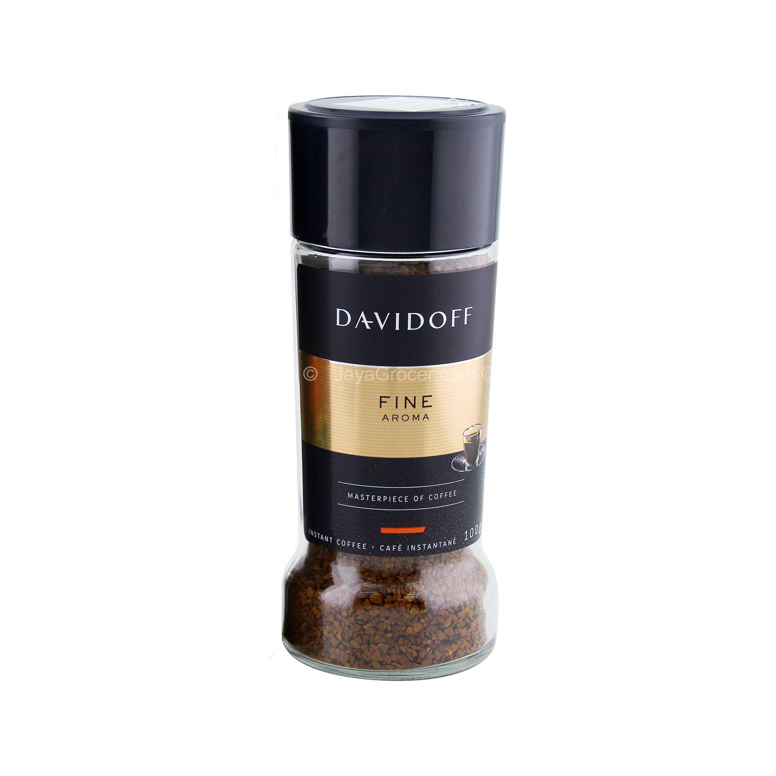 قهوه دیویدف مدل fine aroma مقدار 100 گرم