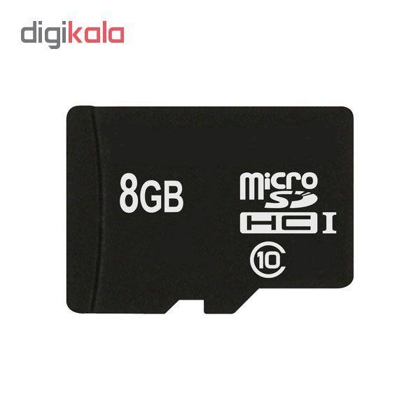 کارت حافظه microSDHC مدل u کلاس 10 ظرفیت 8 گیگابایت main 1 1