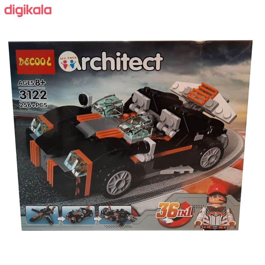 ساختنی دکول مدل آرشیتکت 36 مدل 01 main 1 11