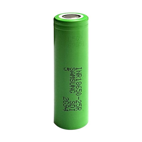 باتری لیتیوم یون سامسونگ مدل High Power ظرفیت 2500 میلی آمپر