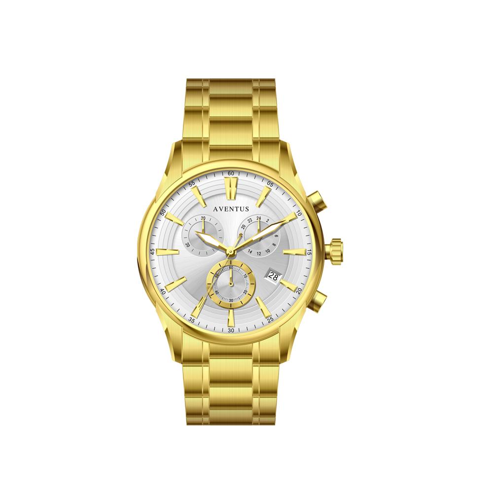 ساعت مچی عقربه ای مردانه اونتوس مدل 1352-2GWH