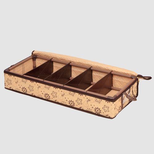باکس زیر تختی هومتکس طرح شکوفه کد 323