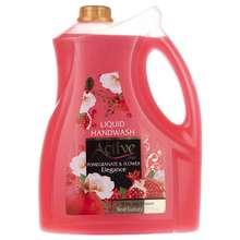 مایع دستشویی اکتیو مدل Pomegranate & Flower مقدار 3750 گرم