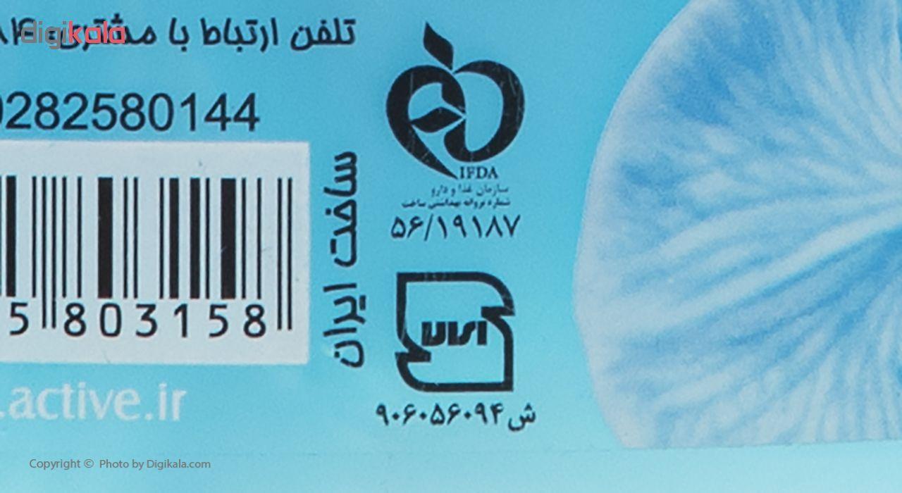 مایع دستشویی اکتیو مدل Shell & Flower مقدار 450 گرم main 1 3