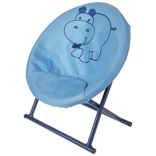 صندلی راحتی کودک  طرح اسب آبی کد vania 313-95-3/6