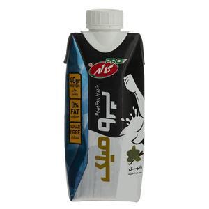 شیر پرومیلک کاله با طعم وانیل - 330 میلی لیتر