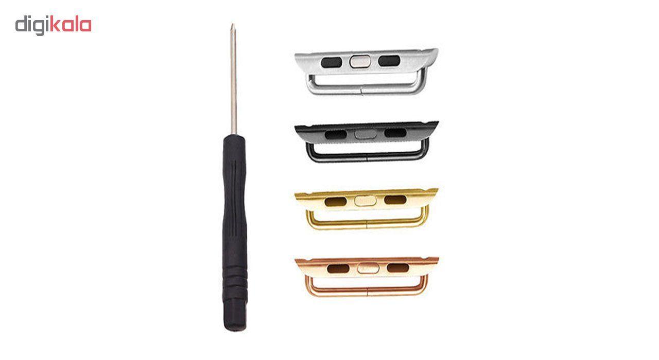 مبدل بند اپل واچ مدل Adapter 01 مناسب برای اپل واچ 42/44 میلی متری main 1 6