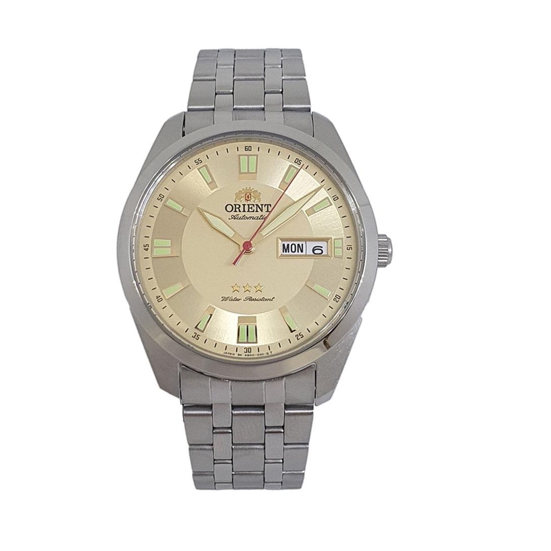 ساعت مچی عقربهای مردانه اورینت مدل SAB0C002C8